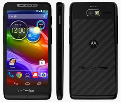 Motorola Luge complete specs and features