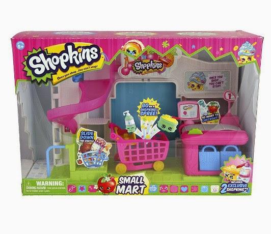 JUGUETES - SHOPKINS - El supermercado  Producto Oficial | Giochi Preziosi 56008 | A partir de 5 años
