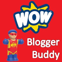 We Are A WOW Toys Blogger Buddy