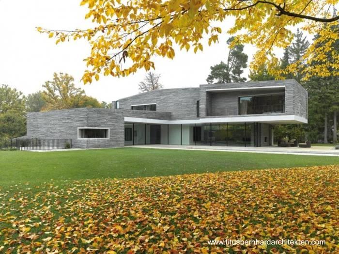 Arquitectura de casas fotograf as de casas modernas y contempor neas - Estilo arquitectura contemporaneo ...