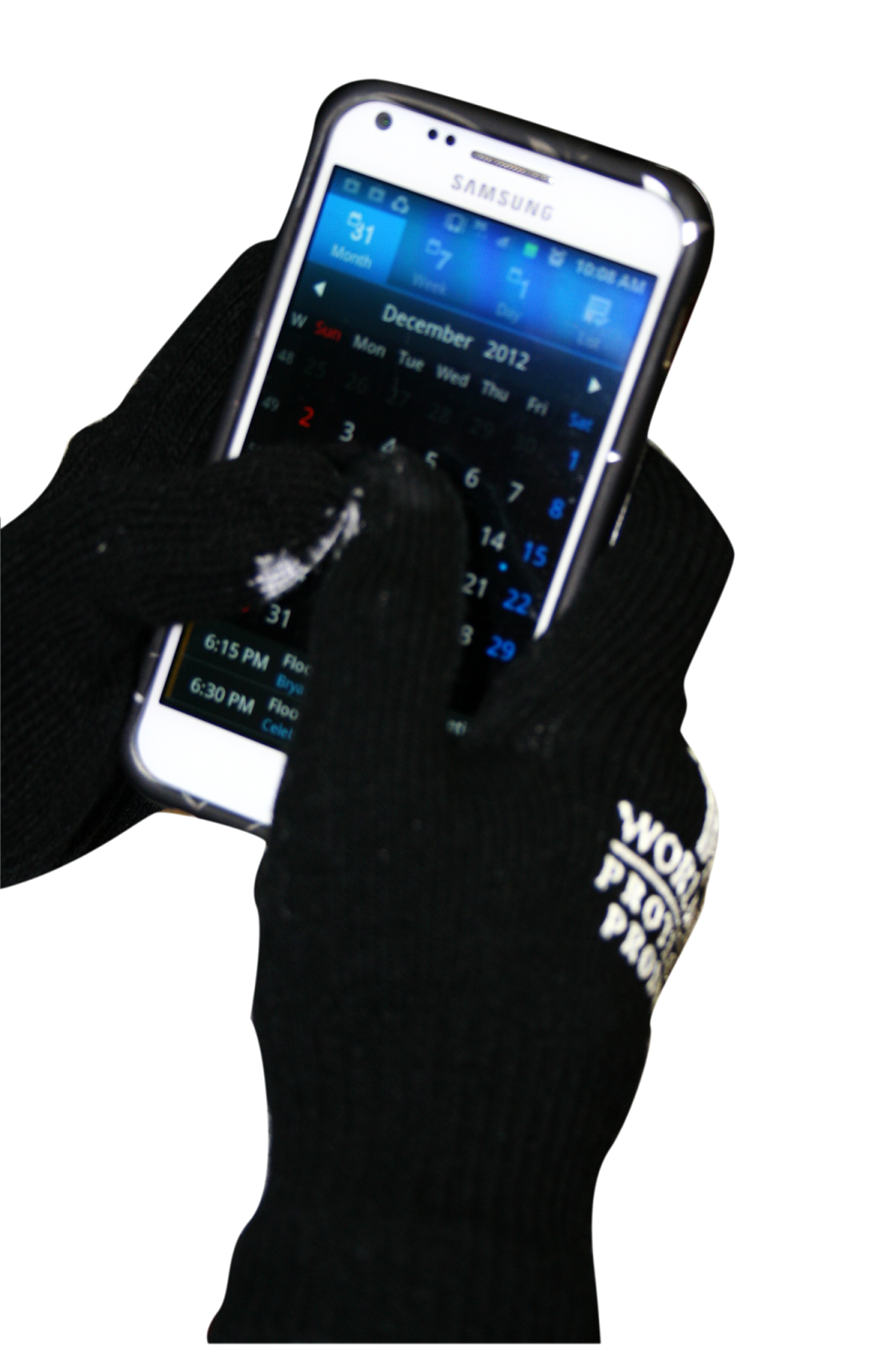 Worldwide Texting Glove