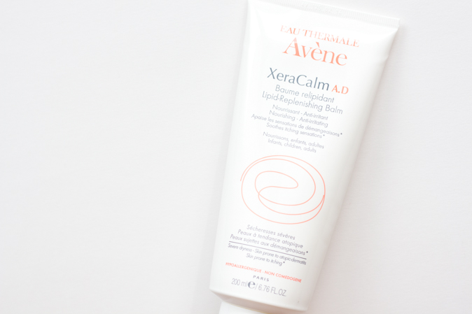 avene xeracalm ad lipid replenishing balm review