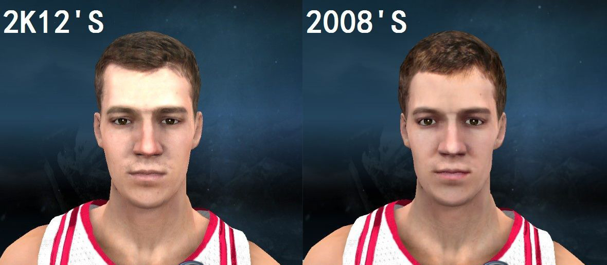 Nba 2k12 pc mod nba 2k12 goran dragic cyber face patch