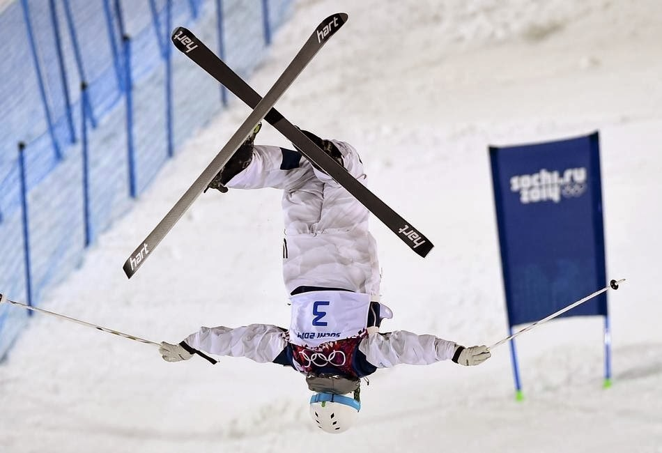 5. Sure. - 22 Olympics Photos That Will Destroy Your Faith In Gravity