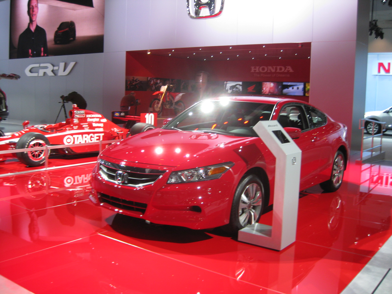 Cool Car Wallpapers 2012 Honda Accord Coupe