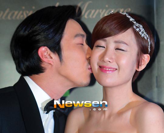 HaHa & Byul Pernikahan