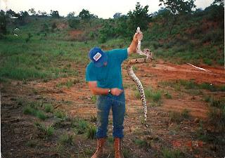 Diamond Mining & Capturing A Python In The Venezuelan Jungle