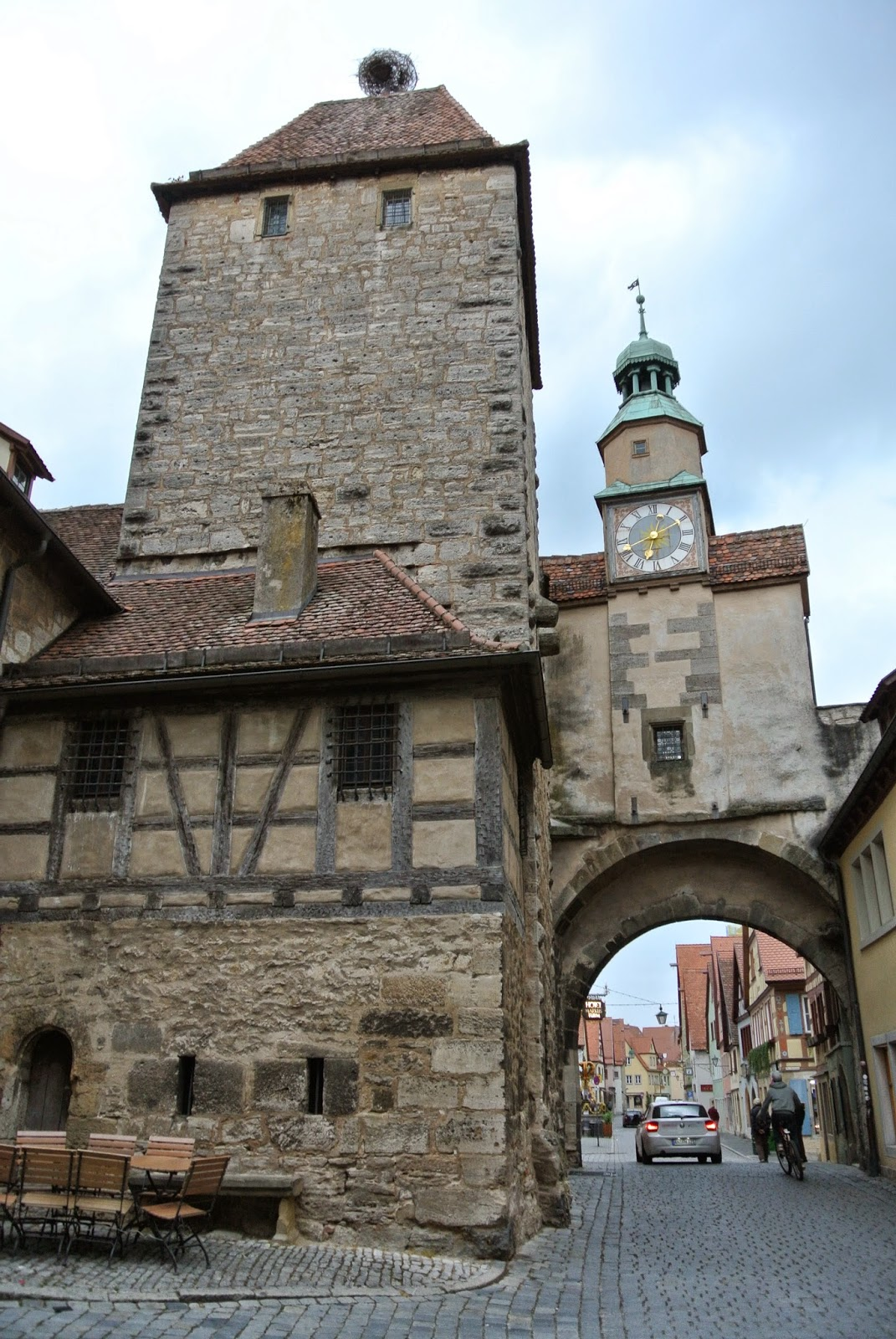 Rothenburg ob der Tauber | The Luxe Life of a Military Wife