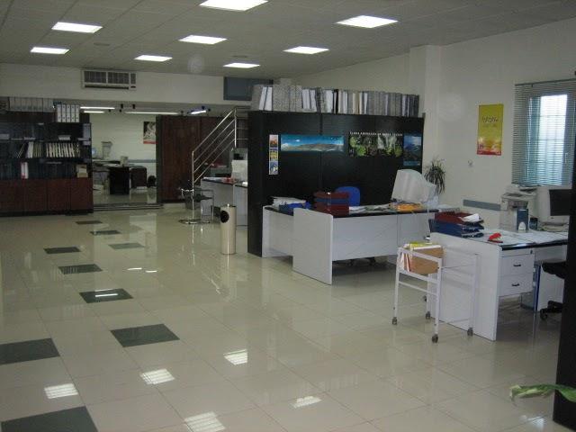 Oteclima oteclima oficinas centrales granada for Oficinas cajamar granada