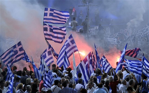 What can we learn from the Greece Crisis?