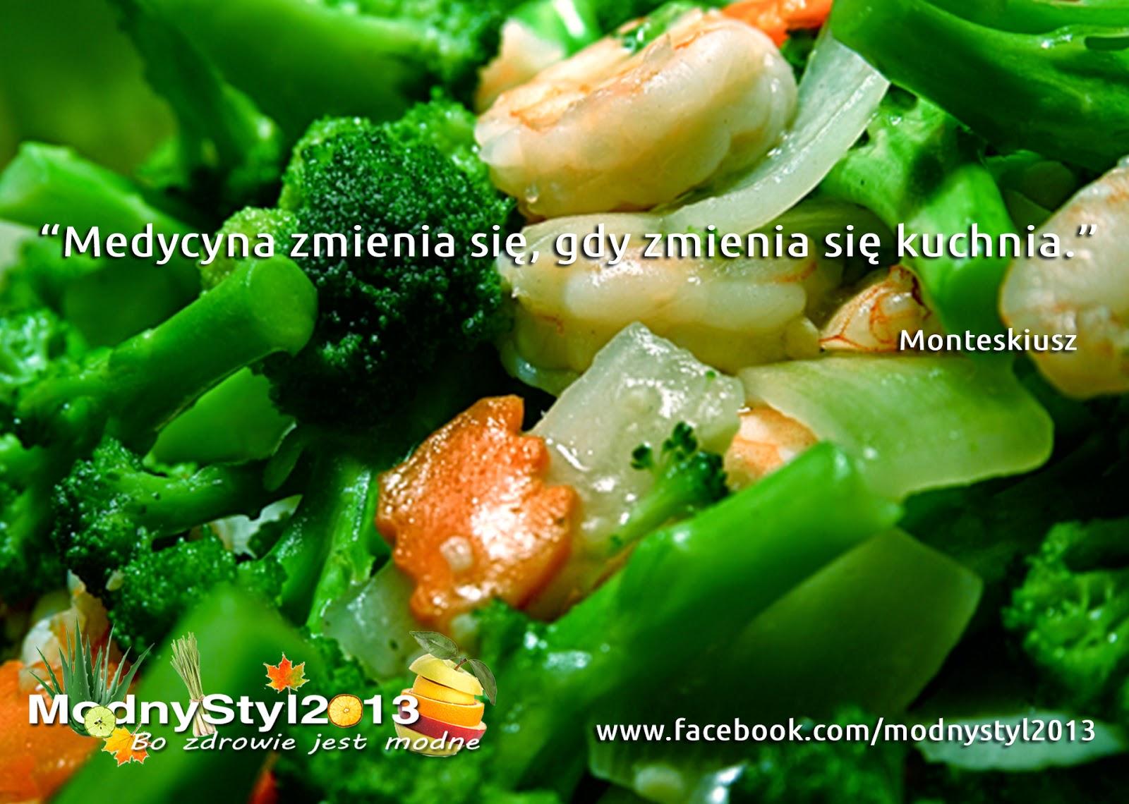 Cytat medycyna a kuchnia według Monteskiusza