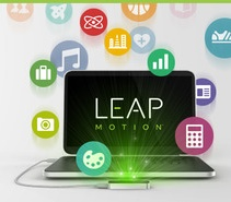 Leap Motion's 3-D Motion Control Tech launched today.