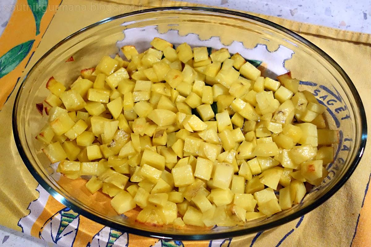 Картошка по-португальски : приготовление