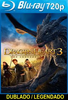 Coração de Dragão 3 A Maldição do Feiticeiro Dublado