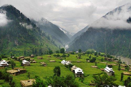 Kail Valley Neelum District Azad Kashmir