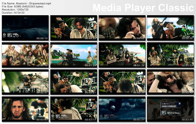 Alestorm - Shipwrecked, MP4, download, HD