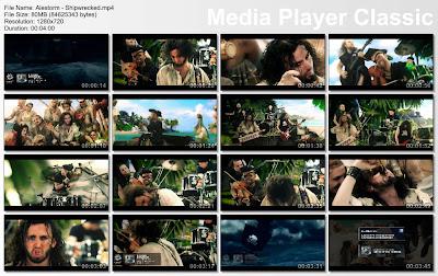 Alestorm - Shipwrecked, MP4, download, HD