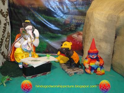Wonderful Bal Ganesha Photos