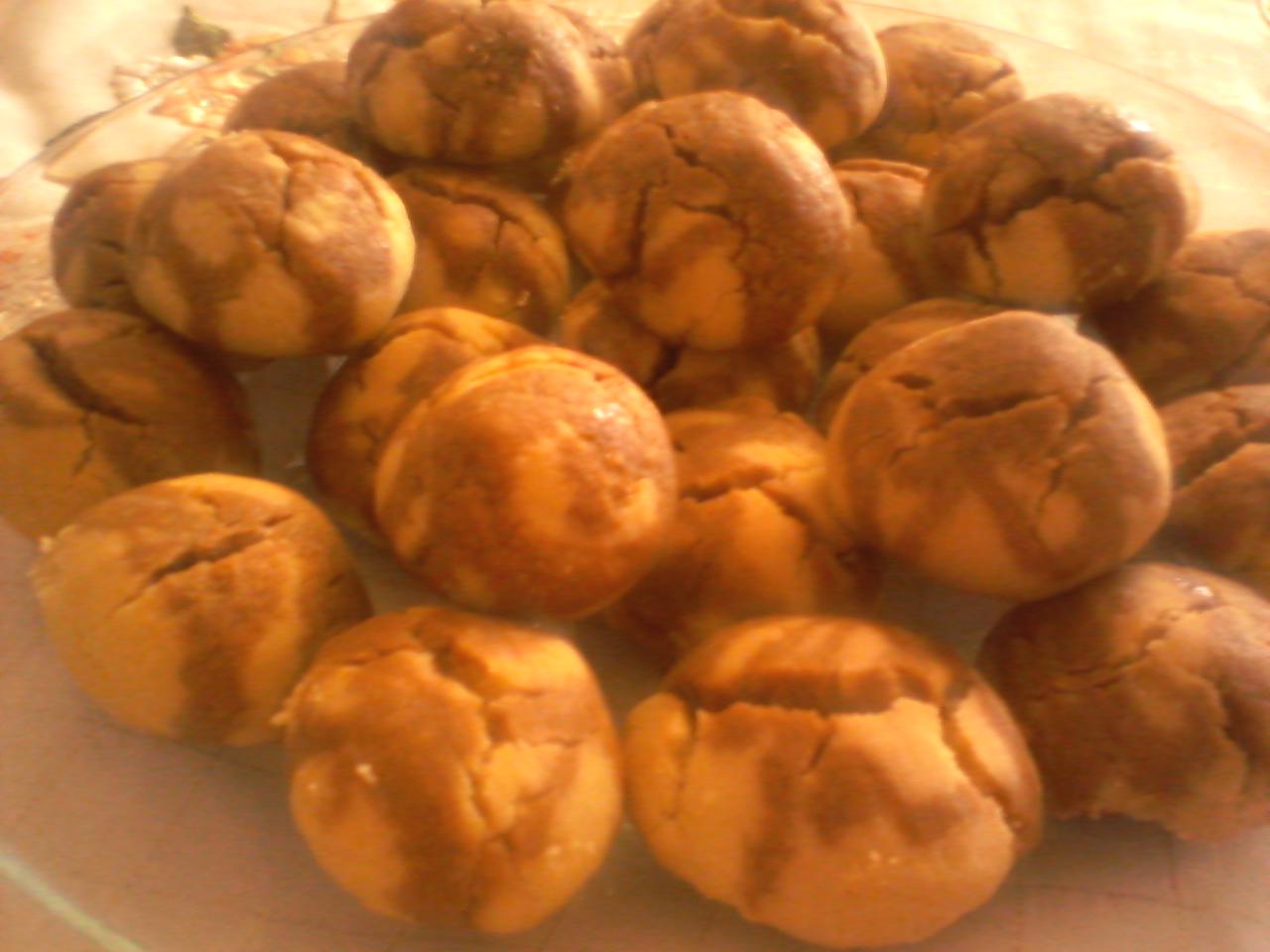 Pekmezli un kurabiye tarifi