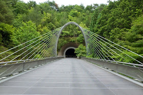 MIHO MUSEUM ブリッジ