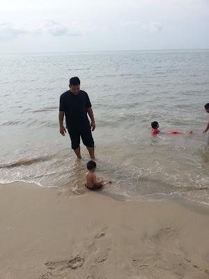 Bercuti di Tanjung Bungah