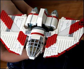 Lego and Star Wars, a winning combo
