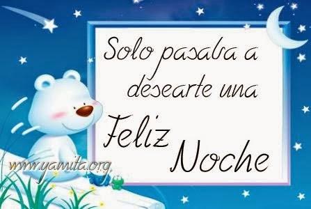 Frases de Buenas Noches de Amor Facebook