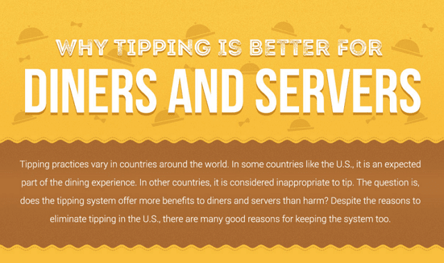 Why Tipping is Better for Diners and Servers