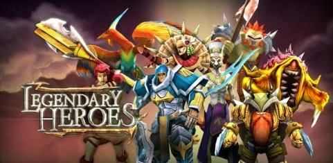 Legendary Heroes apk download