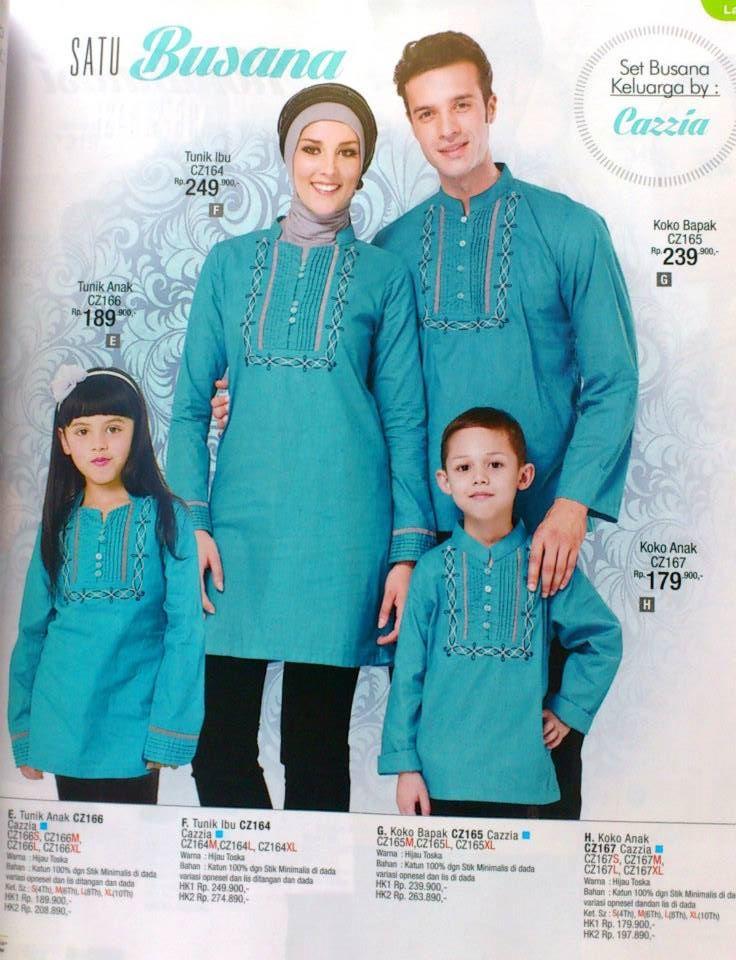 Baju Muslim Couple Ayah Ibu Dan Anak Baju Muslim Share