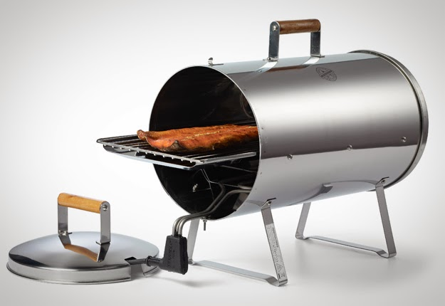 Fishmax the australian online fishing magazine muurikka for How to smoke fish in a smoker