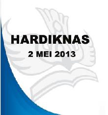 Pedoman Pelaksanaan Upacara Bendera Hardiknas 2013