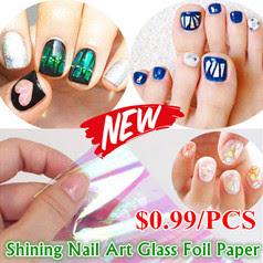 Nail Glass Foil