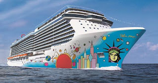 Norwegian Cruise Line's Norwegian Breakaway to Sail from New York to Bermuda or Florida/Bahamas in 2013