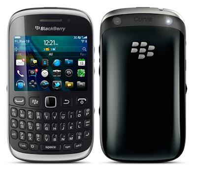 Spesifikasi Harga BlackBerry Curve 9320 Armstrong