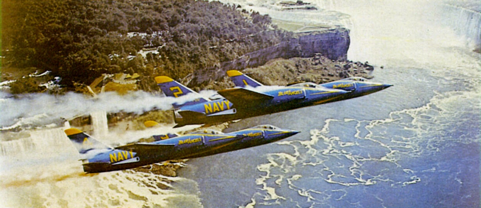 Ultimate Collection Of Rare Historical Photos. A Big Piece Of History (200 Pictures) - Blue Angels