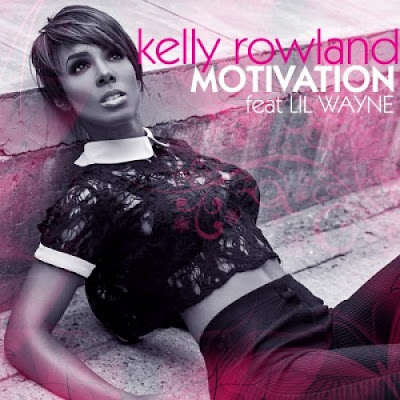 kelly rowland motivation album artwork. Photo Kelly Rowland