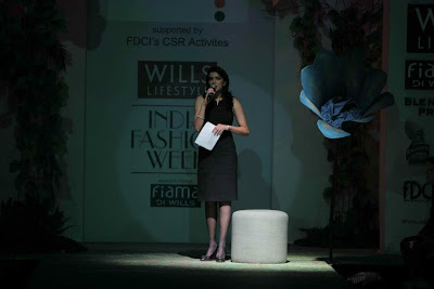 You can free us Show at Wills Lifestyle India Fashion Week - Autumn Winter 2012 Day 3