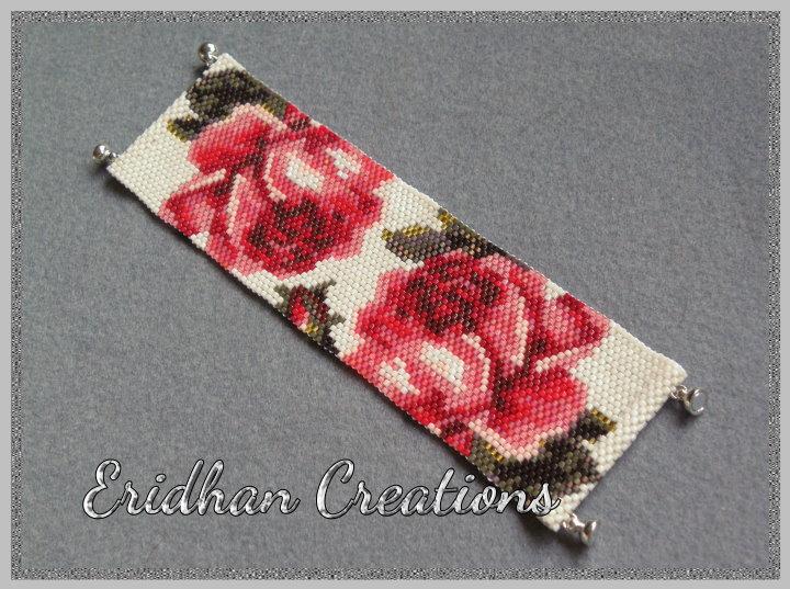 peyote bracelet pattern