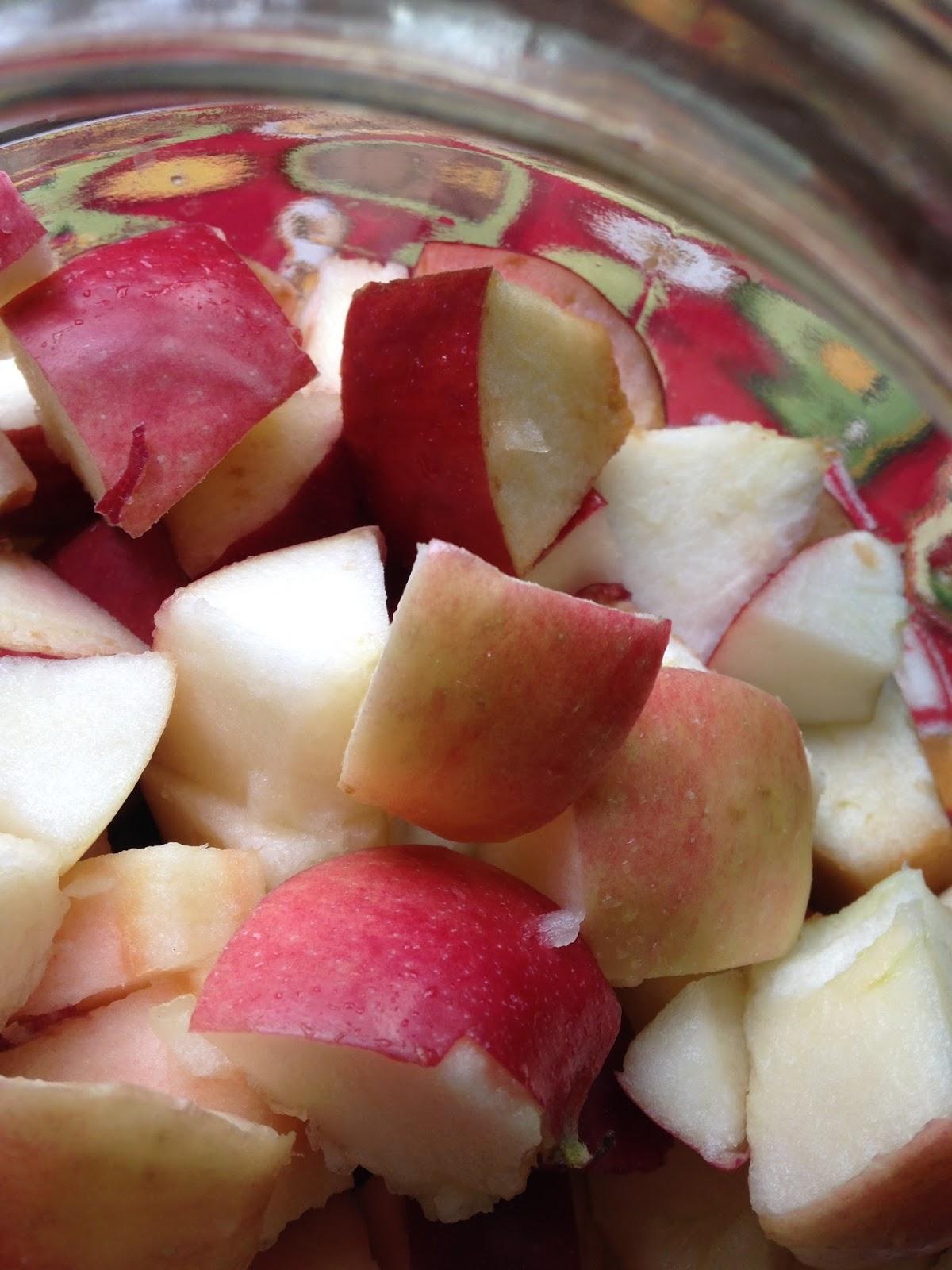 how to make easy apple cider vinegar
