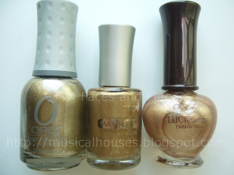 Orly Luxe, Etude House Lucidarling, Collection 2000