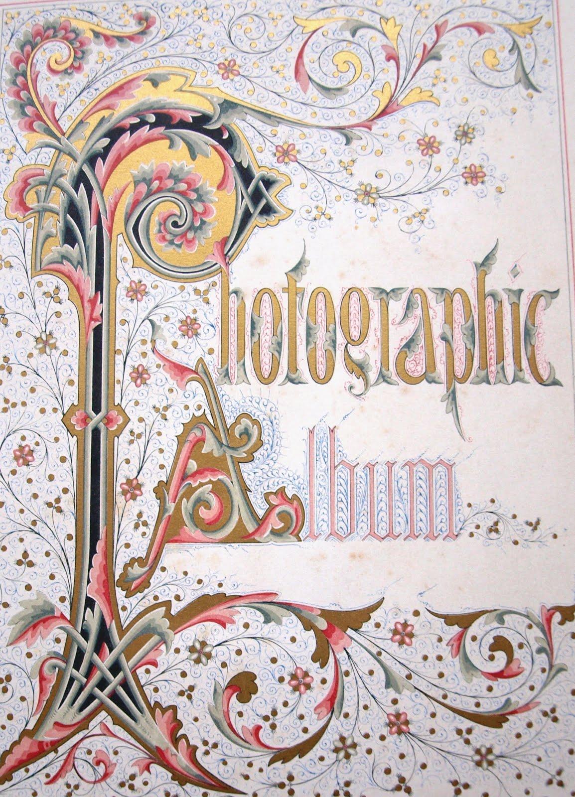 Victorian Album cover