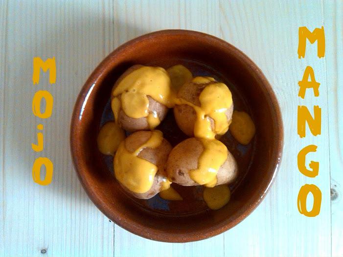 Mojo de mango, fácil y en menos de 5 minutos