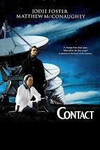 """CONTACT (Robert Zemeckis, 1997): La perspectiva cósmica y el """"síndrome del astronauta""""."""