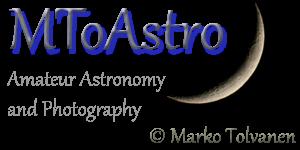 MtoAstro - Backyard Astronomy