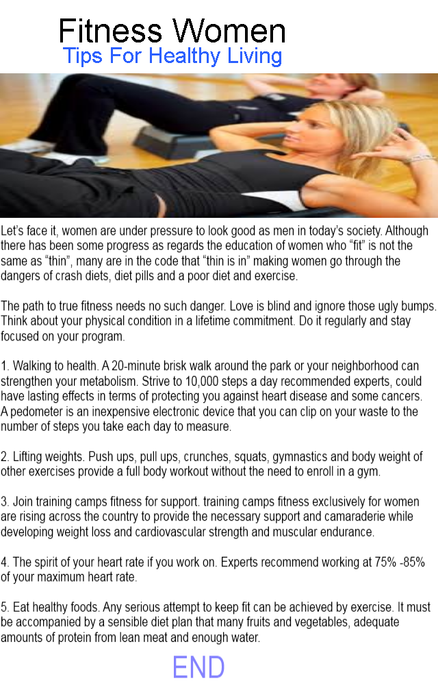 Fitness Womens ...