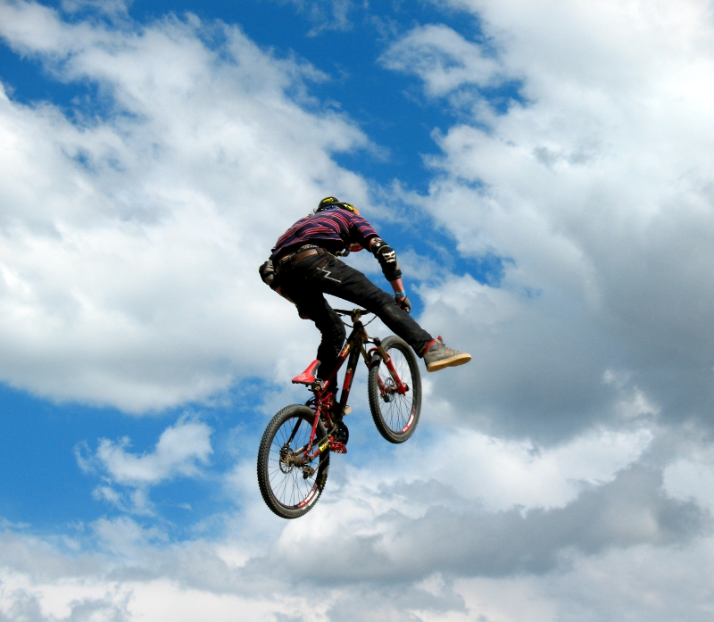 WayWorded: How I Learned that Downhill/Freestyle Mountain ...