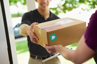 Agar paket cepat sampai ke tujuan.