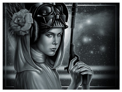 "Star Wars ""Father Before Me"" Print by Maxx242 x F4D Studios"