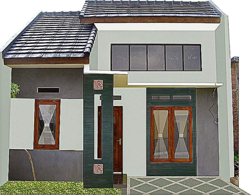 Rumah Minimalis Sederhana Type 36   Rumah Minimalis Mewah